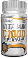 BioTech Vitamin C 1000 100tab
