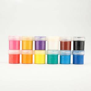 Гуашь Shimmer&Shine SH18-063, 12 цветов, фото 2