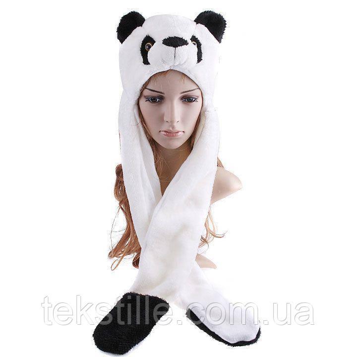 Шапка Panda long