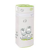 Термоупаковка CebaBaby Jambo (Серый с салатовым), фото 1