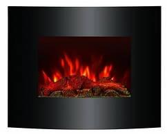 ⭐ Камин (1800 Вт) El Fuego Aarau AY0628 электрокамин настенный в стилеHi-Tech
