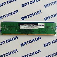 Игровая оперативная память Super Talent DDR2 1Gb 800MHz PC2 6400U CL4 (T800UA1GC4) Б/У, фото 1