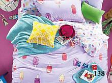 Постільна білизна для малюків в ліжечко 138 Viluta