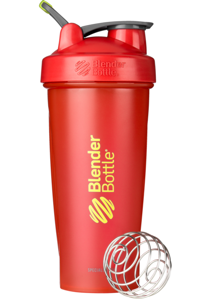 Спортивный шейкер BlenderBottle Classic Loop 820ml Special Edition Cayanne (ORIGINAL)