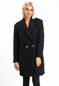 Пальто LiLove 383 42-44 черный