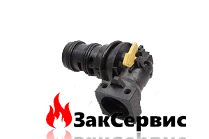 Гидравлический узел регулирования на газовую колонку Ariston GIWH, Chaffoteaux SENSEO 10P61020649