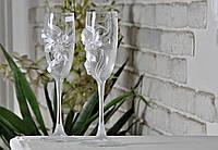 Свадебные бокалы  №1600