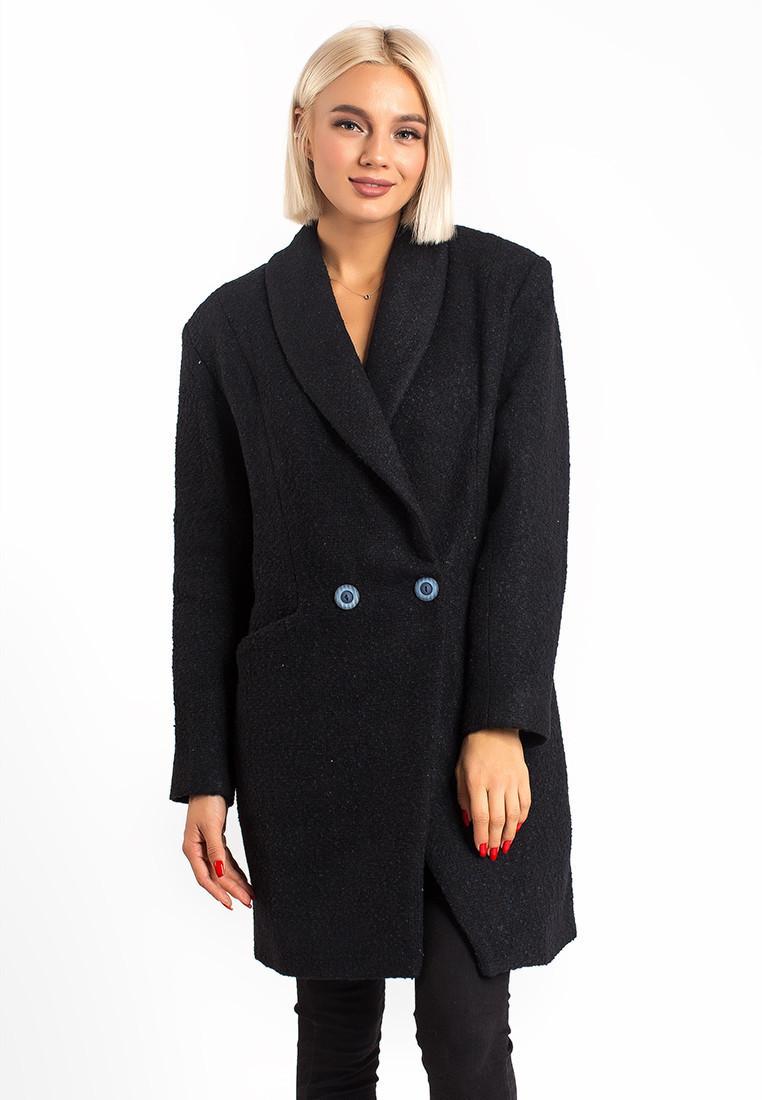 Пальто LiLove 383 52-54 черный