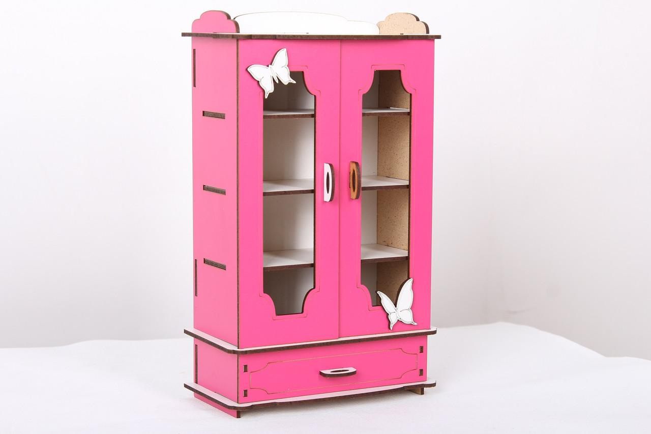 Игрушка Шкаф книжный для куклы Барби, Братц, Монстер Хай