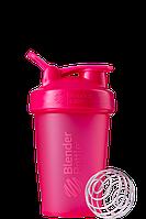 Спортивный шейкер BlenderBottle Classic Loop 590ml Pink FL (ORIGINAL), фото 1