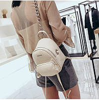 Мини рюкзак женский. Маленький рюкзачок трансформер женский.