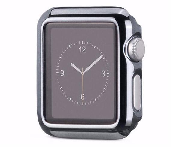 Защитный корпус Primo для Apple Watch 38mm Series 2 / 3 - Black