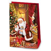 Новогодние подарочные пакеты