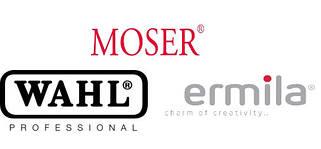 Утюжок для волос Moser Wahl Ermila