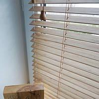 Жалюзи горизонтальные бамбуковые 25 мм