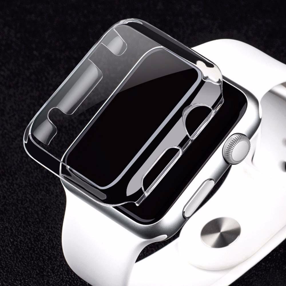 Захисний корпус Primo для Apple Watch 38mm Series 2 / 3 - Clear