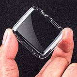 Захисний корпус Primo для Apple Watch 38mm Series 2 / 3 - Clear, фото 5