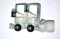 Клапан подачи воды (заливной) для стиральной машинки Indesit/Ariston C00110333