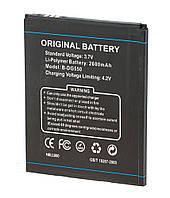 Аккумулятор для Doogee B-DG550 / G550 2600 mAh