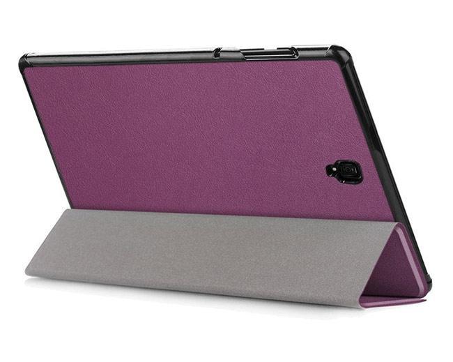 "Чехол для планшета Samsung Galaxy Tab S4 10.5"" SM-T830 / SM-T835 Slim - Purple"
