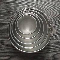 Набор колец для формирования блюд и тартов
