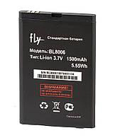 Аккумулятор для Fly BL8006/ DS133 1500 mAh
