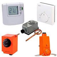 Термостаты регуляторы и контроллеры