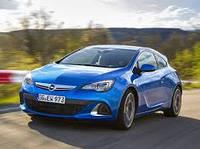 Брызговики модельные Opel Astra J GTC 2012- (Лада Локер)