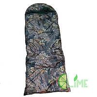 Спальный мешок зимний, до -15 С, Дубок, фото 1