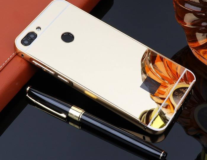 Алюминиевый чехол бампер для Huawei P Smart