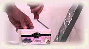 AZURE - металлизированный лак для декоративных покрытий (1л) (GOLD, SILVER, CUPRUM, BRONZE, PEARL)