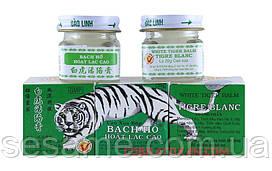 Вьетнамский бальзам  Белый Тигр BACH HO Hoat Lac Cao 20г