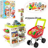 Игровой набор Супермаркет с тележкой 668-01-03