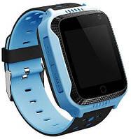 Детские умные часы SMART BABY WATCH A15S blue, фото 1