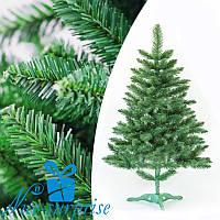 Искусственная новогодняя елкаКАРПАТСКАЯ зелёная 120 см
