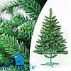 Искусственная новогодняя елкаКАРПАТСКАЯ зелёная 210 см