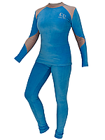 Термобелье женское Carpe Diem Soft Heat голубой M