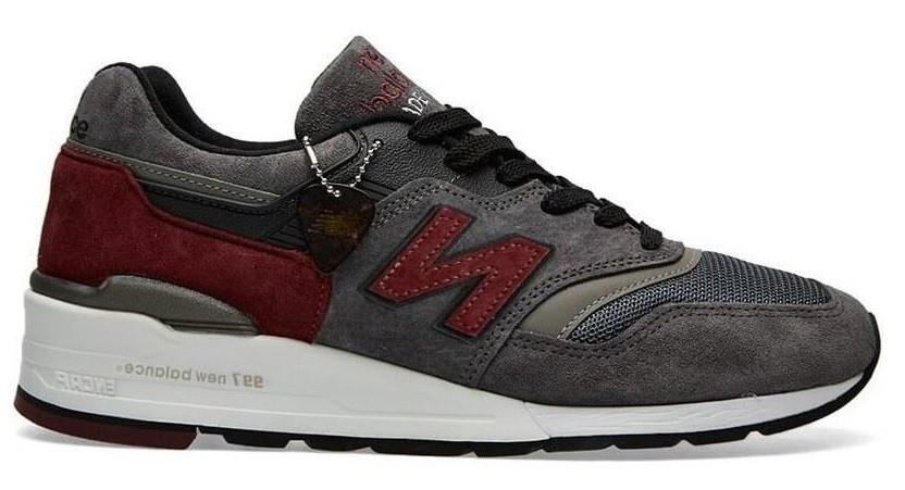 sports shoes 434d1 68a9a Оригинальные Кроссовки New Balance 997 CCF