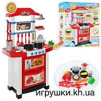 Игровая детская кухня 889-3 с посудой, фото 1