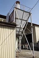 Эксгаустерная установка Циклон Ц-675 бу для удаления стружки от деревообрабатывающих станков
