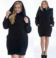 Оверсайз пальто женское демисезонное из кашемира осеннее (oversize) 43c08b701f98d