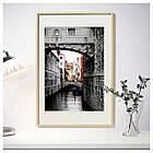 Рамка для фотографий IKEA HOVSTA 61х91 см под березу 703.657.46, фото 2