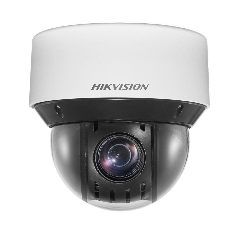 4 Мп PTZ купольная видеокамера Hikvision DS-2DE4A425IW-DE(B)
