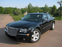 Rent a car Chrysler 300C in Kiev