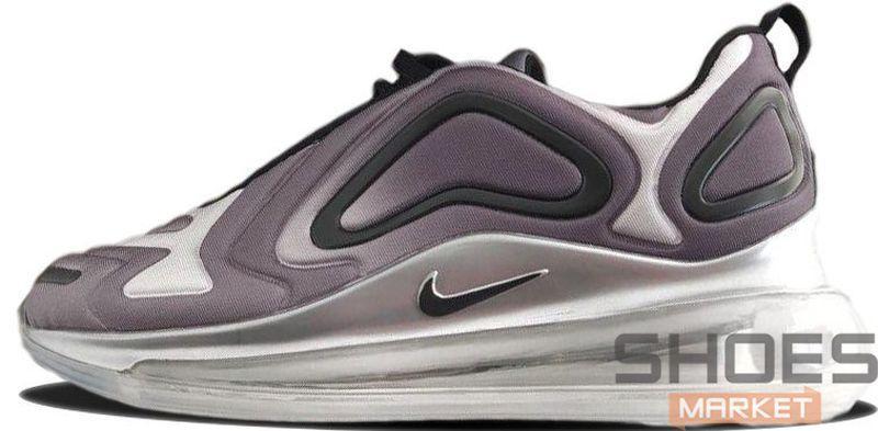 cc4c2ab1be57 Мужские кроссовки Nike Air Max 720 Grey - Интернет-магазин обуви и одежды в  Киеве