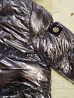 Куртки на меху для девочек оптом, Glo-Story, 110-160 рр., арт.GMA-6456, фото 7