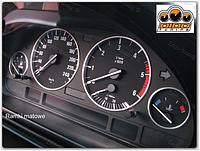 КОЛЬЦА НА ПРИБОРЫ BMW 5 E39 / BMW 7 E38 / BMW X5 E53
