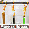 """Забавные обезьянки-держатели - """"Monkey Holder"""" - 3 шт."""