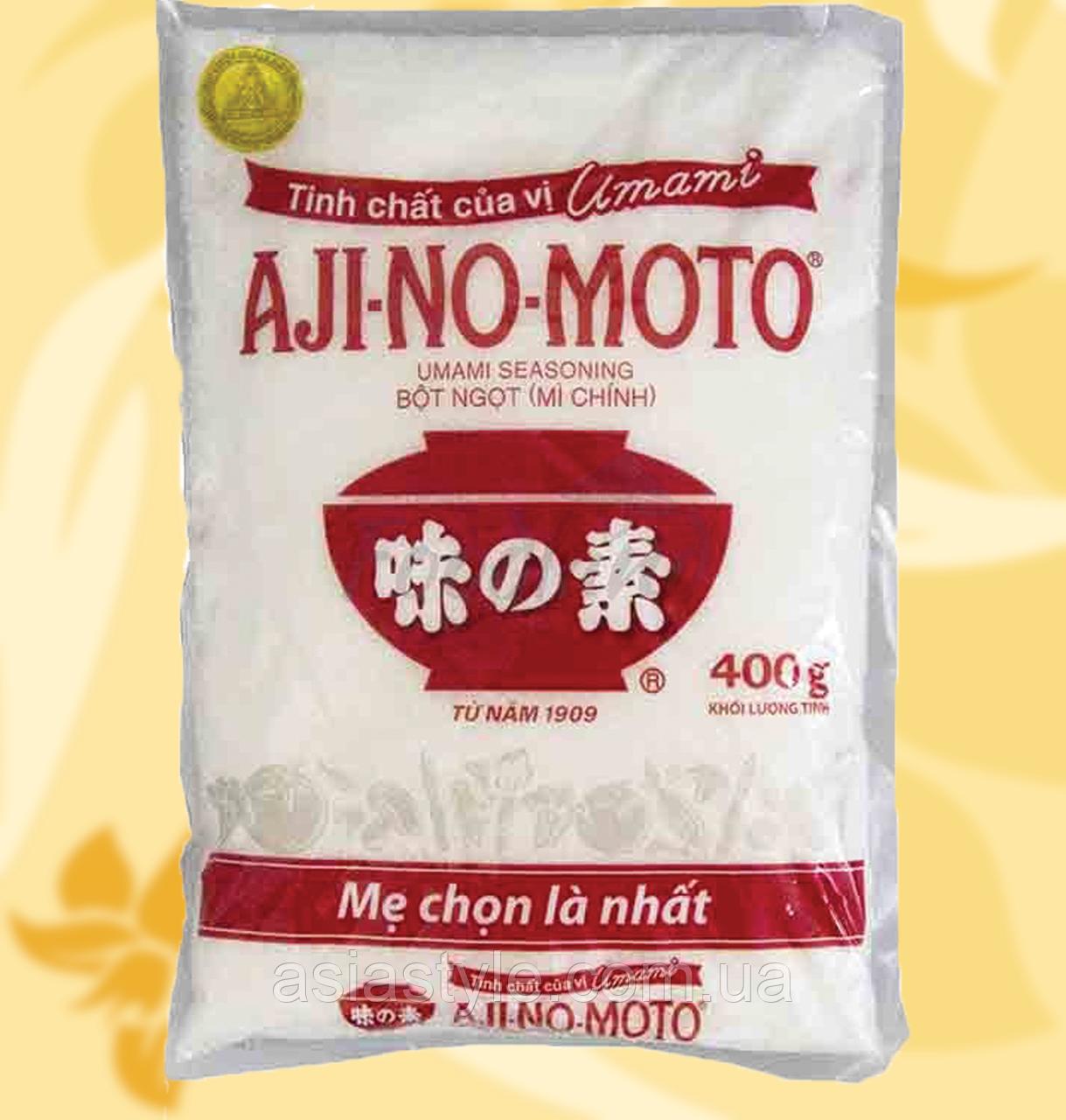 Посилювач смаку, Аджиномото, Ajinomoto, 454г, СхЧ