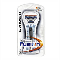 Gillette Fusion Gamer (2) мужской станок для бритья